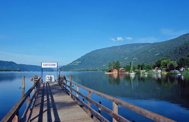 Anlegestelle Steindor am Ossiacher See